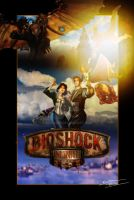 Bioshock Infinite Poster by ben43000