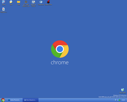 Chrome Theme for XP (w.i.p.) by Brebenel-Silviu