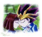 YGO! (New Moon Crossover-Kiss) by YL-17