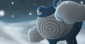Poliwrath by All0412