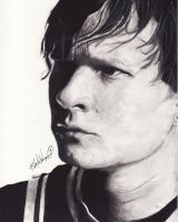 Tom DeLonge by DarkCalamity