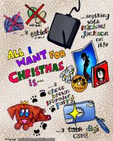 All I want for Christmas by margemagtoto