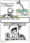 One just simply doesn't... by re-flamed