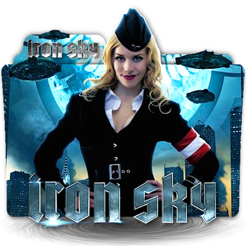 Iron Sky movie folder icon v3 by zenoasis