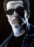 Terminator 2 by solisthe1