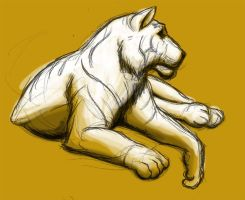 Liger by MCGriffin