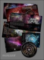 Lunaric Tide CD by MartinSilvertant