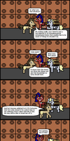 P.P.C #22. The oh so not obvious info dump comic by Askre5