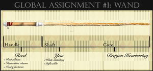 HA Wand Assignment by BrindleTail