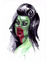 Filthy Undead by tainted-orchid