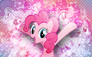 Pinkie Wallpaper by PegaSisters82