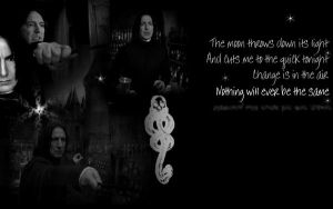 Severus-Change is in the Air by lancheney