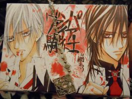 Vampire Knight Present! by Manga-Dreamer