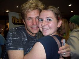 Meeting Vic Mignogna (3rd time!) by MissDaniLips