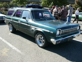 1969 Rambler American station wagon needs love by RoadTripDog