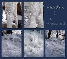 Icicle Pack I by fetishfaerie-stock