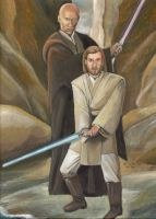 Obi-Wan and Mace by earlybird-obi-wan