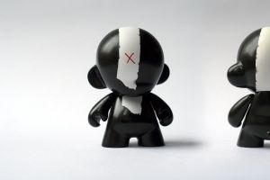 X Munny by milktoday