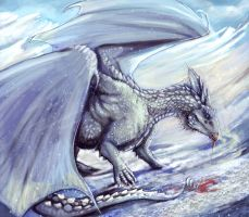 White Dragon by saeto15