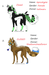 .:7 point adopts CLOSED:. by WinterInsanity26