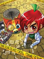 Kiddo Cover - CSI by Bayou-Kun