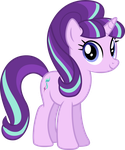 starlight glimmer CMM app vector by illumnious