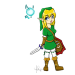 Link + Sugar + Rule 63 by rhamana