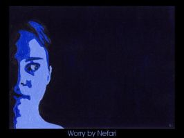 Worry by nefari