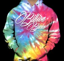 Billion Bucks Hoodie design by PheksyBloo