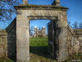 Through The Gate by Estruda