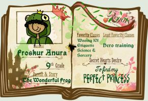 Froskur App EAH by Mad-Hatter-LCarol