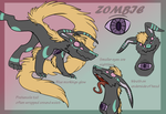 Zombie Reference by PieCreature