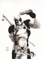 Deadpool tonal by SpaciousInterior