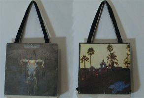 The Eagles Album Cover Bag by Spence2115