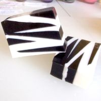 Zebra Soap by fuzzykittn