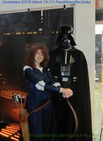 Darth, Iove you xD by MadAme-DragoNess