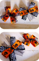 Halloween Bows 2010 by Kitty-Sprinkles