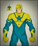 Booster Gold by DraganD