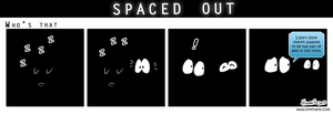 Spaced Out - Who's that by hinoraito