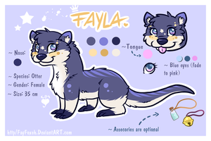 Fayla Reference Sheet 04 by Fayven