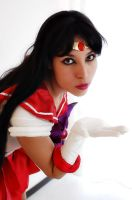 Sailor Mars by RinaMx