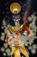 The Gods - Ra-Harakhti by MadFretsy