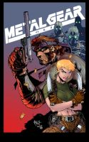 PSM Metal Gear Cover by Mad and James COLORED by Voodoodwarf