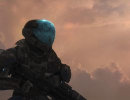 Halo Reach - Fate by pizzagrenade