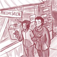 Window Shopping by Special-Sari