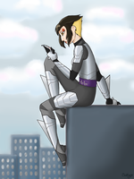 Karai - Who am I then? by SakyCchan