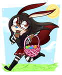 COM: Chocolate Eggs by MimiMarieT