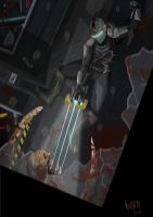 Dead Space2 by Ash3ray