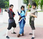 Team Avatar ~ Cosplay by KaitoT