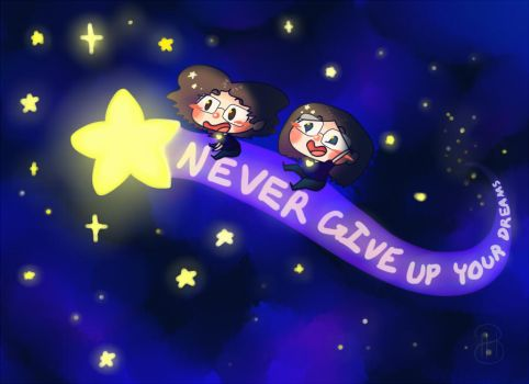[ Em and Me ] Never Give Up by Dreamsverse